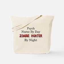 Psych Nurse/Zombie Hunter Tote Bag