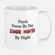 Psych Nurse/Zombie Hunter Mug