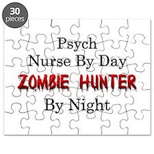 Psych Nurse/Zombie Hunter Puzzle