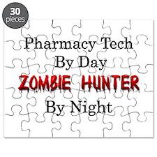Pharmacy Tech/Zombie Hunter Puzzle
