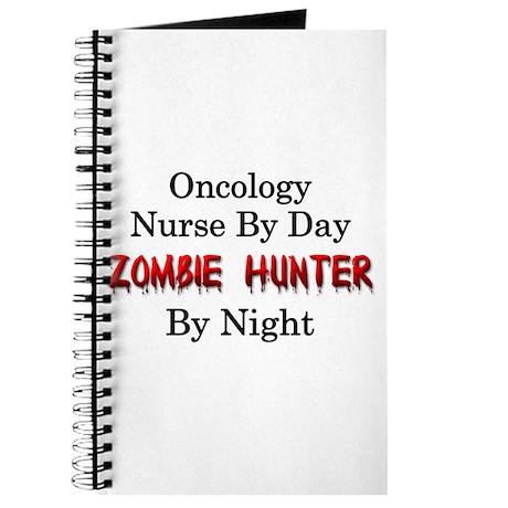 Oncology Nurse/Zombie Hunter Journal