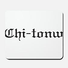Chi-tonw Mousepad