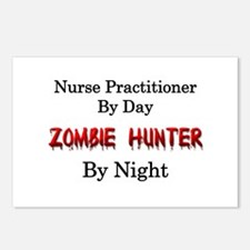 Nurse Practitioner/Zombie Postcards (Package of 8)