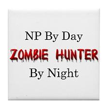 NP/Zombie Hunter Tile Coaster