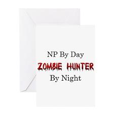 NP/Zombie Hunter Greeting Card