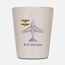 A-6 Intruder Shot Shot Glass
