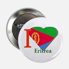 I love Eritrea Button