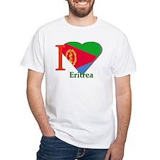I love Eritrea Shirt