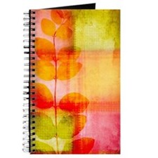 Pretty leaves Journal