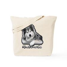 Malamute Assurance - Tote Bag