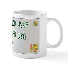 Hugged Shepherd Mug