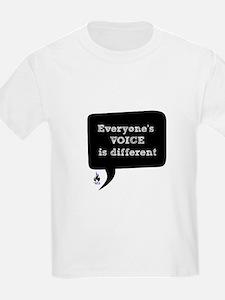 Voice Bubble T-Shirt