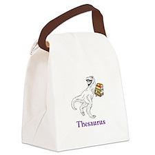 Thesaurus Canvas Lunch Bag