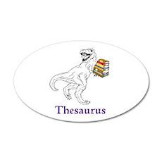 Thesaurus Wall Decal