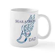 Marathon Dad Mugs