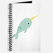 Narwhal Sea Whale Animal Journal
