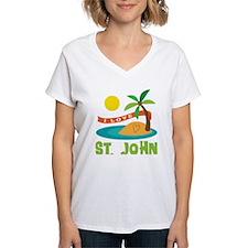 I Love St. John Shirt