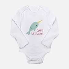 Sea Unicorn Body Suit