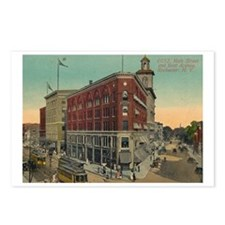 Main St., Rochester New Y Postcards (Package of 8)