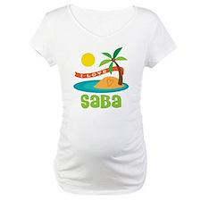 I Love Saba Shirt