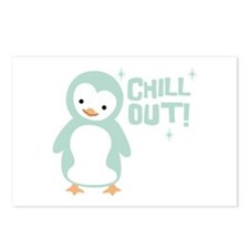 Chill Out! Postcards (Package of 8)