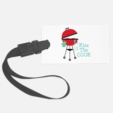 Kiss The COOK Luggage Tag