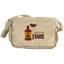 BOSS OF THE SAUCE Messenger Bag