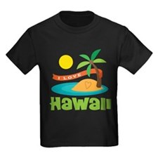I Love Hawaii T
