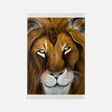 Lion Rectangle Magnet