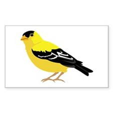 American Goldfinch Decal