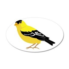 American Goldfinch Wall Decal