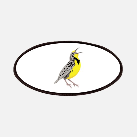 Western Meadowlark Patches