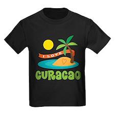 I Love Curacao T