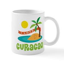 I Love Curacao Mug