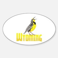 WYominG Meadowlark Decal