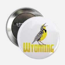 "WYominG Meadowlark 2.25"" Button"