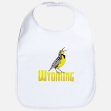 WYominG Meadowlark Bib