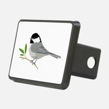 Black-Capped Chickadee Hitch Cover