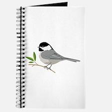 Black-Capped Chickadee Journal