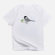 Black-Capped Chickadee Infant T-Shirt