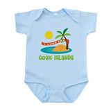 Cook islands Bodysuits