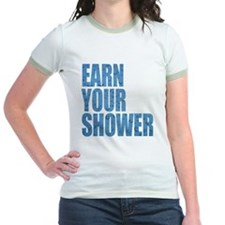 Earn Your Shower T