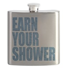Earn Your Shower Flask