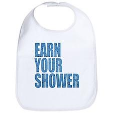Earn Your Shower Bib