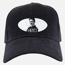HERO. - Nikola Tesla Baseball Hat