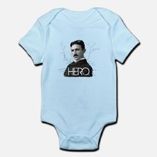 HERO. - Nikola Tesla Body Suit