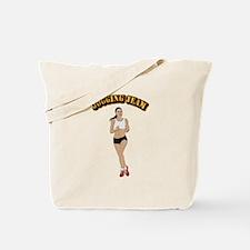 Jogging Team Tote Bag