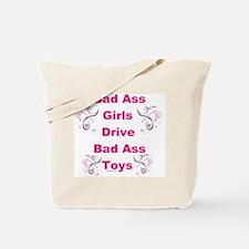 Bad Ass Girls  Tote Bag