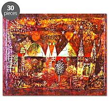 Paul Klee - Nocturnal Festivity Puzzle