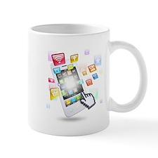 social media technologie Mugs